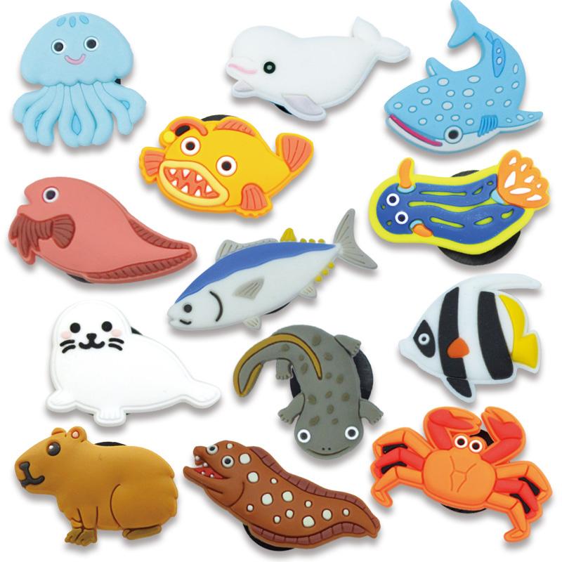 海の仲間たちアクセサリー(全37種)