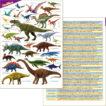 恐竜クリアファイル