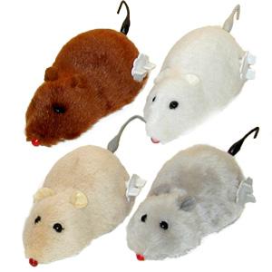 ゼンマイファニーマウス(全4色)