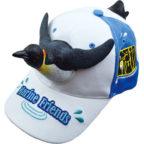 グィーンと飛び出す3Dキャップペンギン(大人用/子供用)
