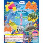 海の仲間のぬいぐるみマグネット(全6種)