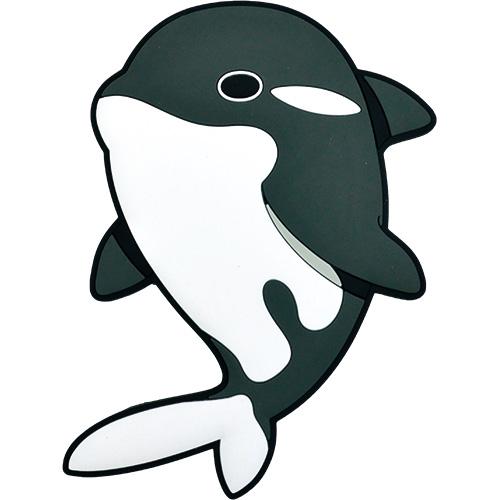 フックマグネット:シャチ