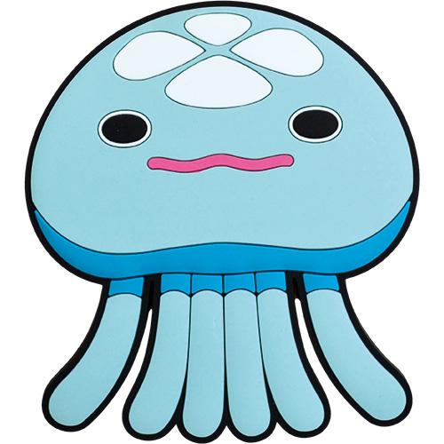 フックマグネット:クラゲ