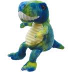 おすわりクタっとぬいぐるみ:ティラノサウルス