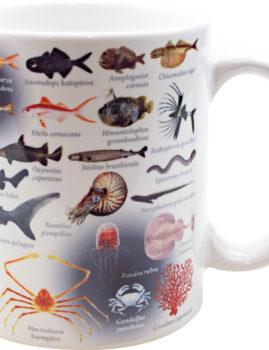 大全マグカップ:深海大全