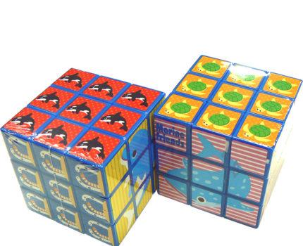 海の仲間たち ボックスパズル