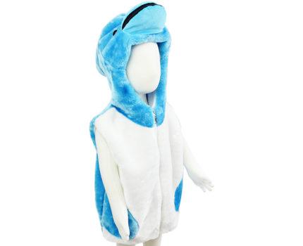 なりきりふかふかベスト:イルカ