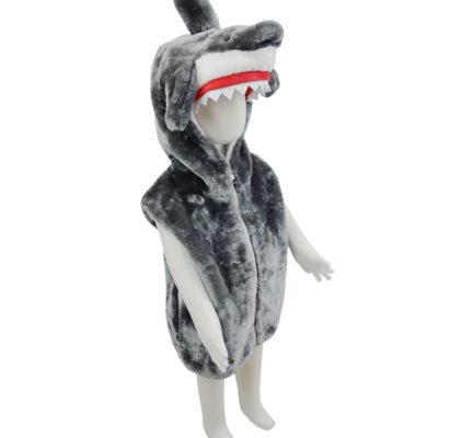 なりきりふかふかベスト:サメ