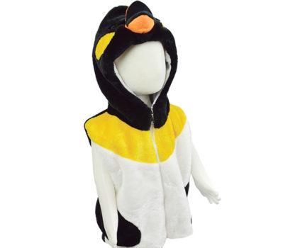 なりきりふかふかベスト:ペンギン