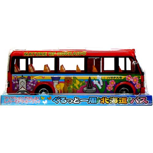 北海道バスツアー