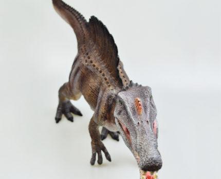 リアルクリーチャーズフィギュア 恐竜 スピノサウルス(LL)