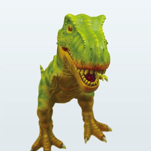 リアルクリーチャーズフィギュア 恐竜 ティラノサウルス(LL)