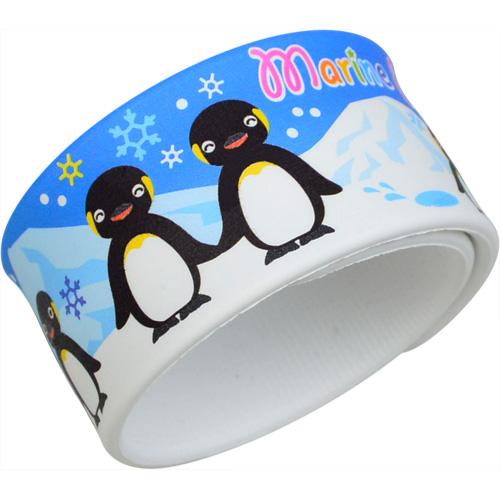 パッチンブレス:ペンギン親子