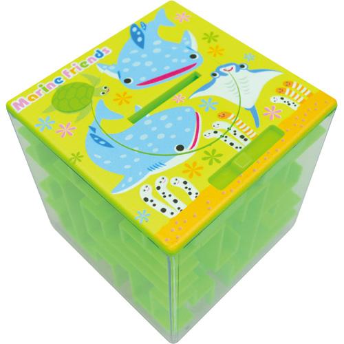 海のぐるぐる貯金箱:ジンベエザメ&チンアナゴ