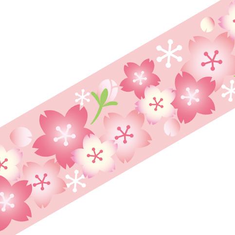 マスキングテープ:A011:桜