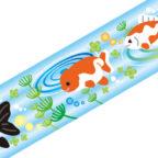マスキングテープ:M021:金魚