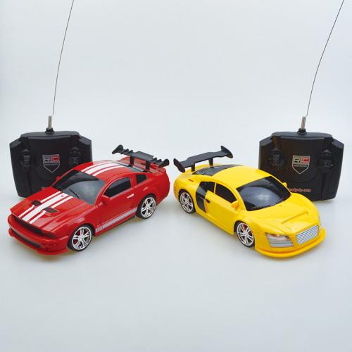 GTコントロールカー(赤/黄色)