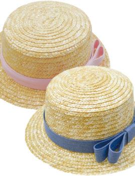 麦わら帽子 子供用(全2色)