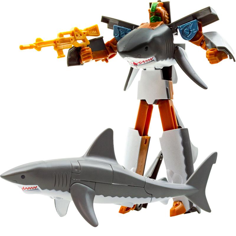 蒼海の勇者 シーバトロンNext:シャークタイプ