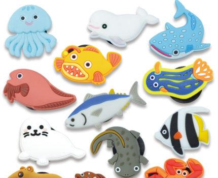 海の仲間たち すいすいブレス&ストラップ(全38種)