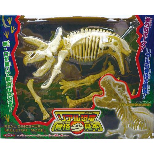 リアル恐竜 骨格見本(全3種)