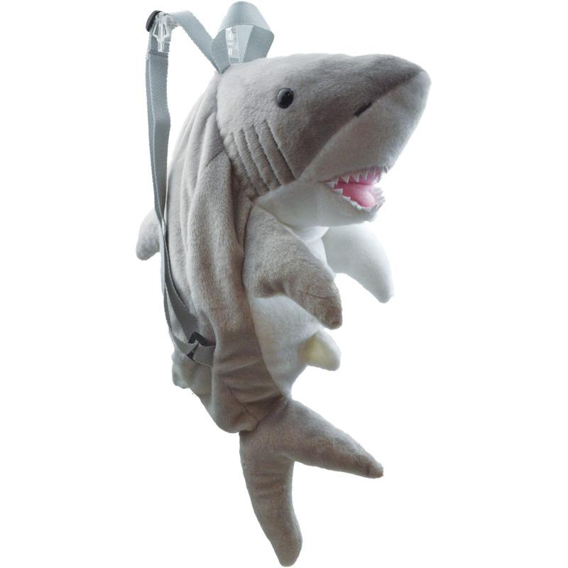 ぬいぐるみリュック:サメ
