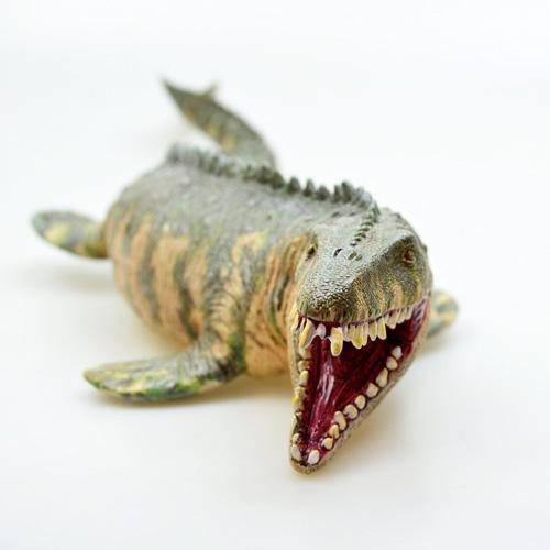リアルクリーチャーズフィギュア 恐竜 モササウルス
