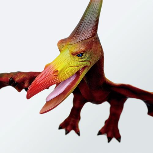 リアルクリーチャーズフィギュア 恐竜 プテラノドン